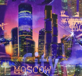 Moscow City 01