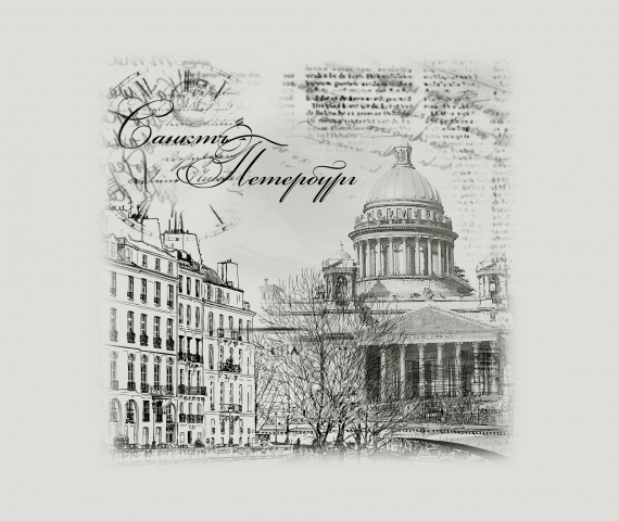 Petersburg Pillow 01A